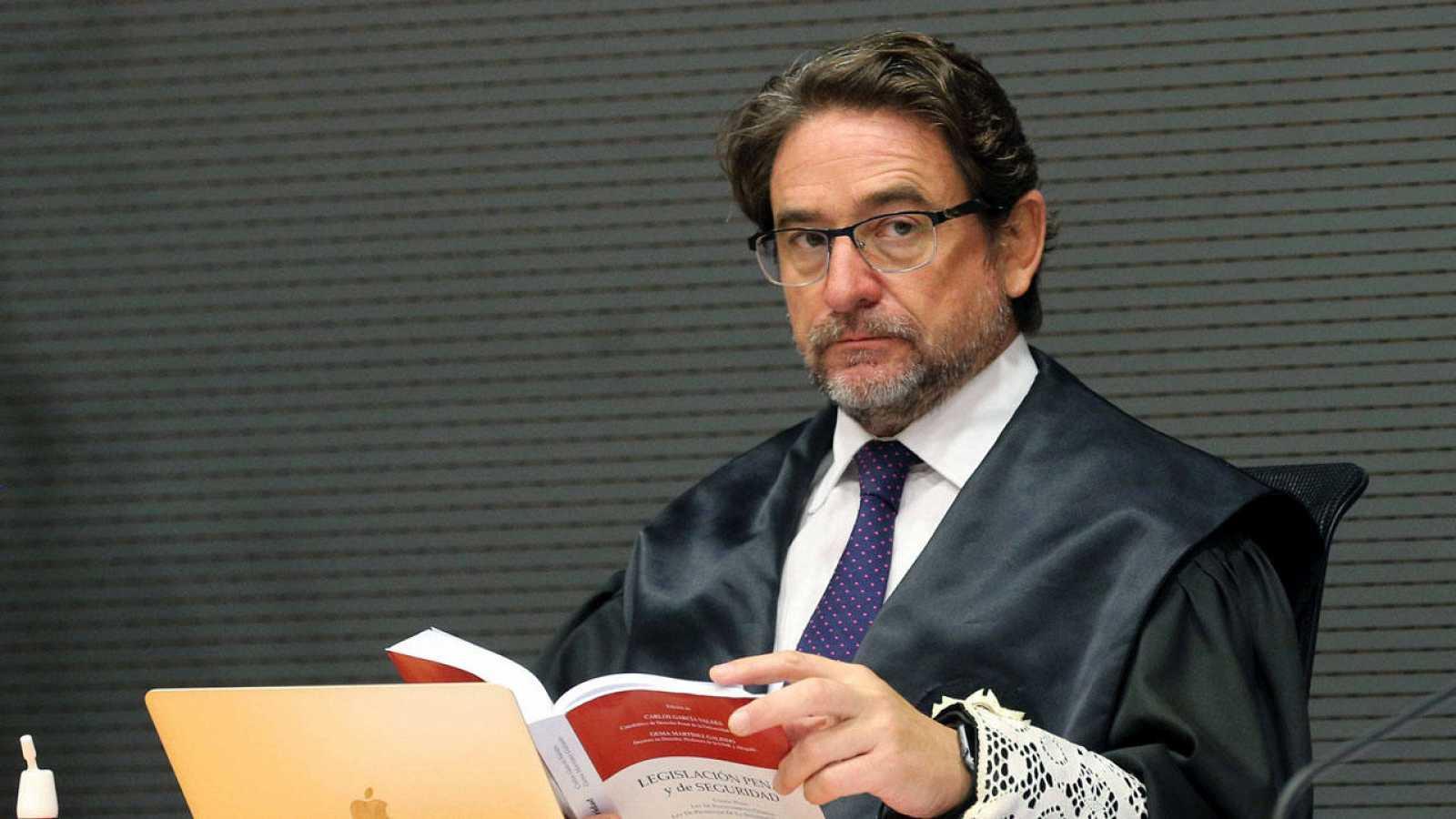 El Poder Judicial inicia la suspensión del juez Salvador Alba