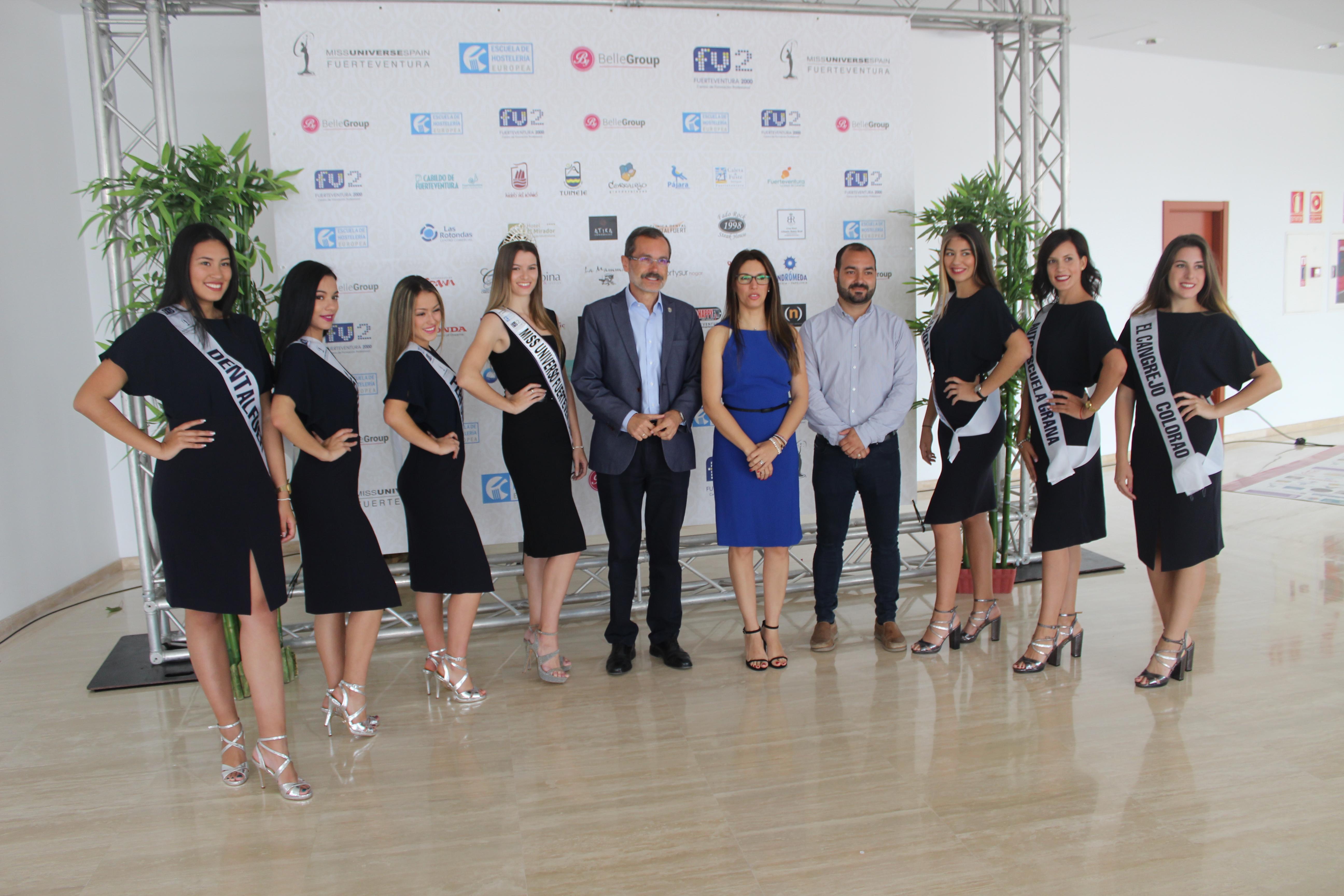 La gala Miss Universo Fuerteventura se celebra este domingo en el Auditorio de Puerto del Rosario