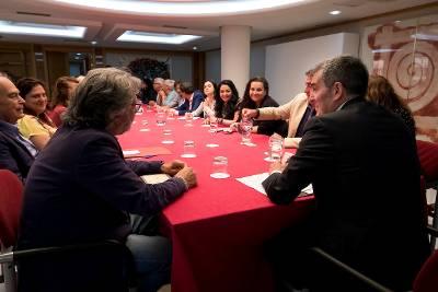 Clavijo garantiza que la Ley de Servicios Sociales dispondrá de financiación