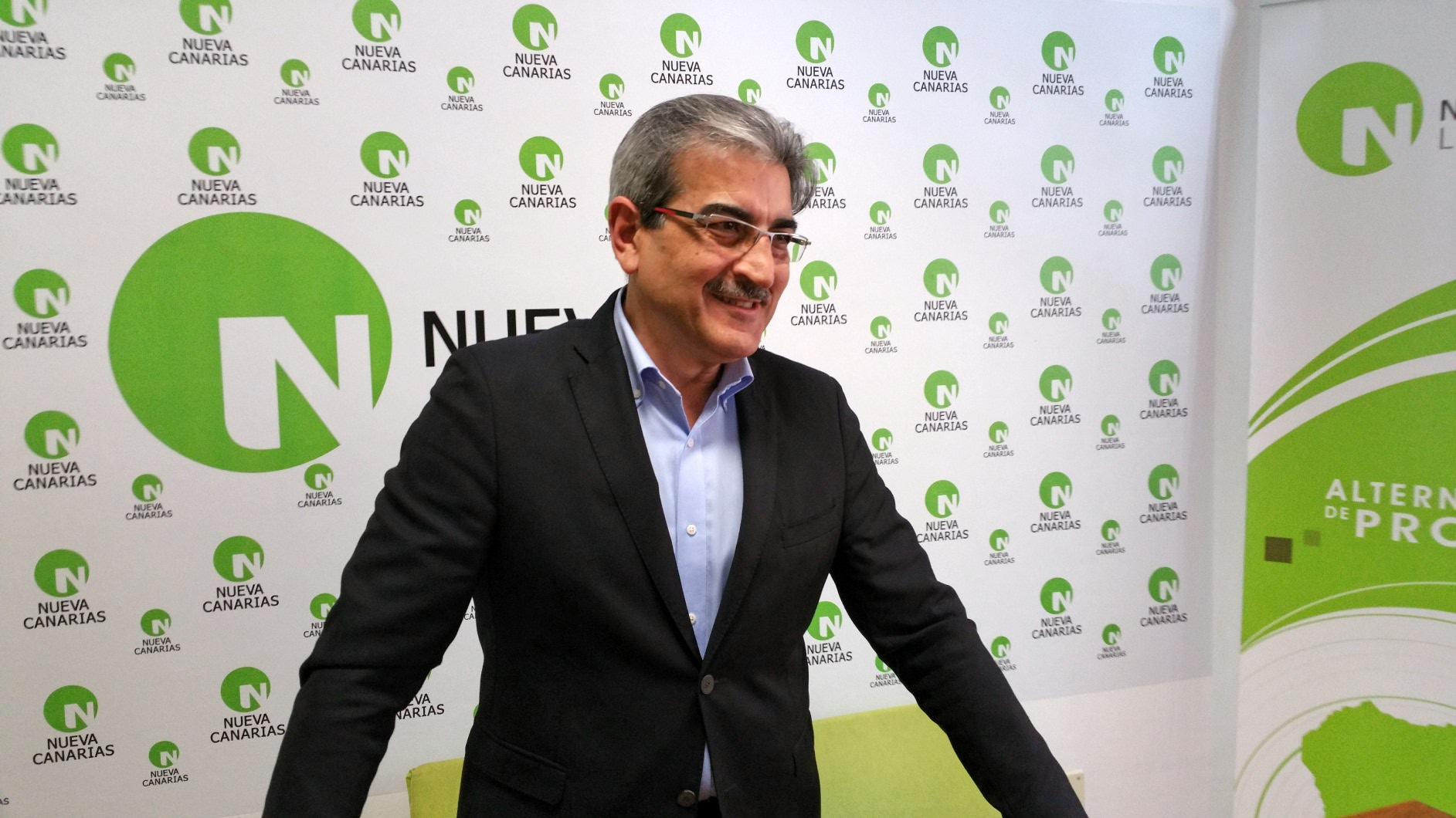 Nueva Canarias apoyará la moción de censura contra Mariano Rajoy