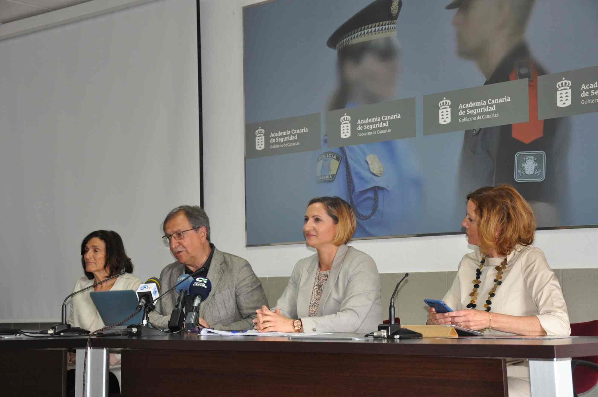 Seguridad y Emergencias y la Fundación Qsdglobal forman a 250 agentes en protocolos de actuación ante la desaparición de personas