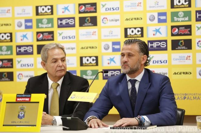 """Toni Otero: """"Tengo plenos poderes en lo deportivo para tomar cualquier decisión"""""""