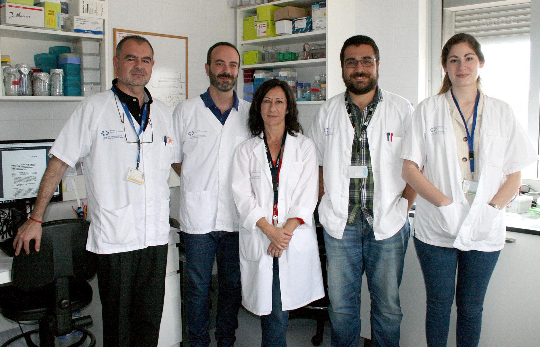 Investigadores de La Candelaria descubren un nuevo fármaco