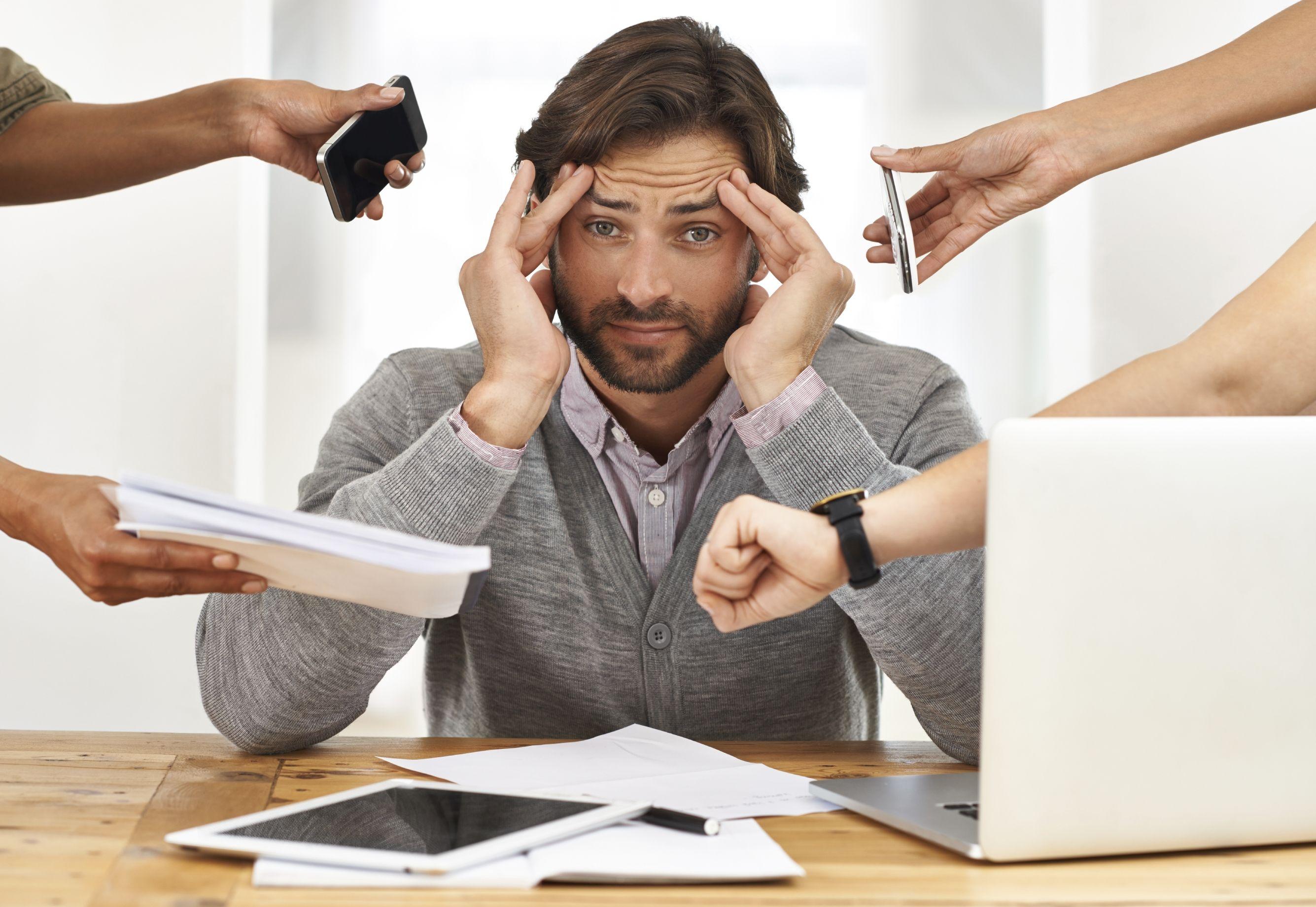 ¿A quién mata más el estrés laboral, a hombres o a mujeres?