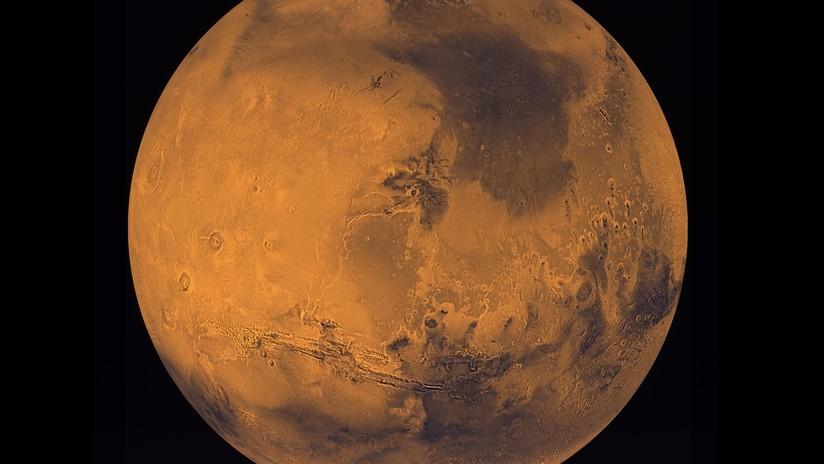 El último hallazgo de la NASA demuestra que Marte es más que un planeta rojo