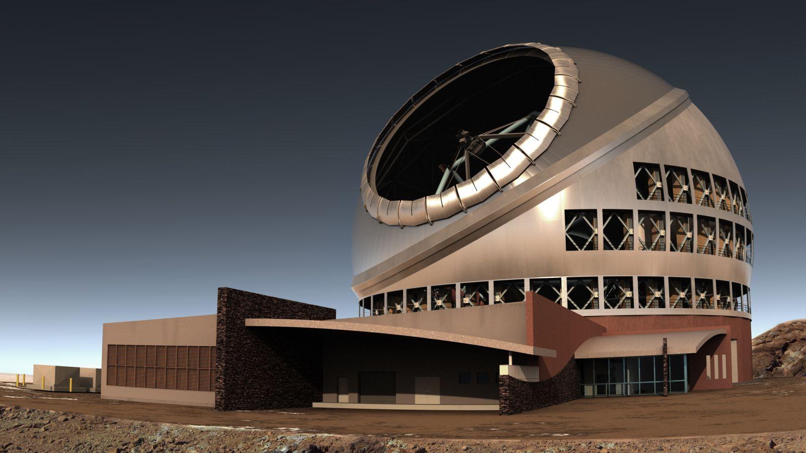 Rebolo es optimista respecto a que el Gran Telescopio TMT se instale en La Palma