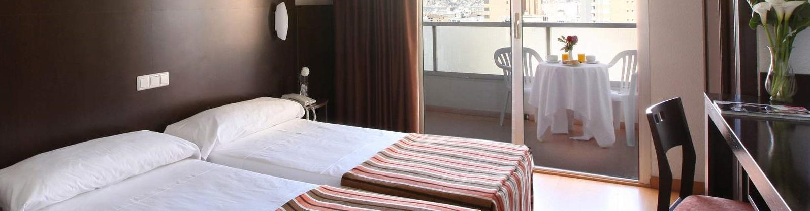Las pernoctaciones hoteleras bajaron un 1,76% en mayo en Canarias