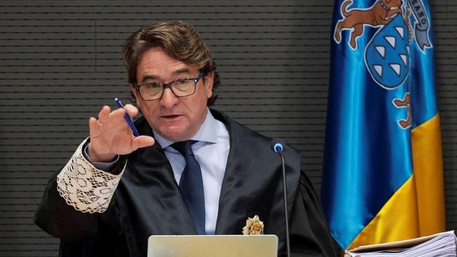 Tres magistrados de lo Contencioso juzgarán al juez Salvador Alba