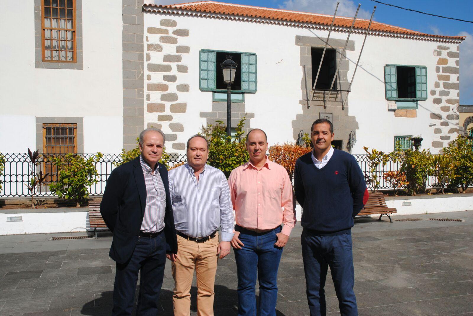 Ciudadanos denuncia la pasividad del Ayuntamiento de Telde para acabar con la tasa de paro del municipio