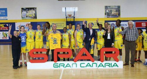 El Spar Gran Canaria se desmarca de la Asociación de Clubes de Élite