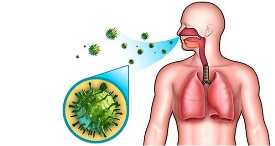 Cuatro enfermedades que afectan el sistema respiratorio