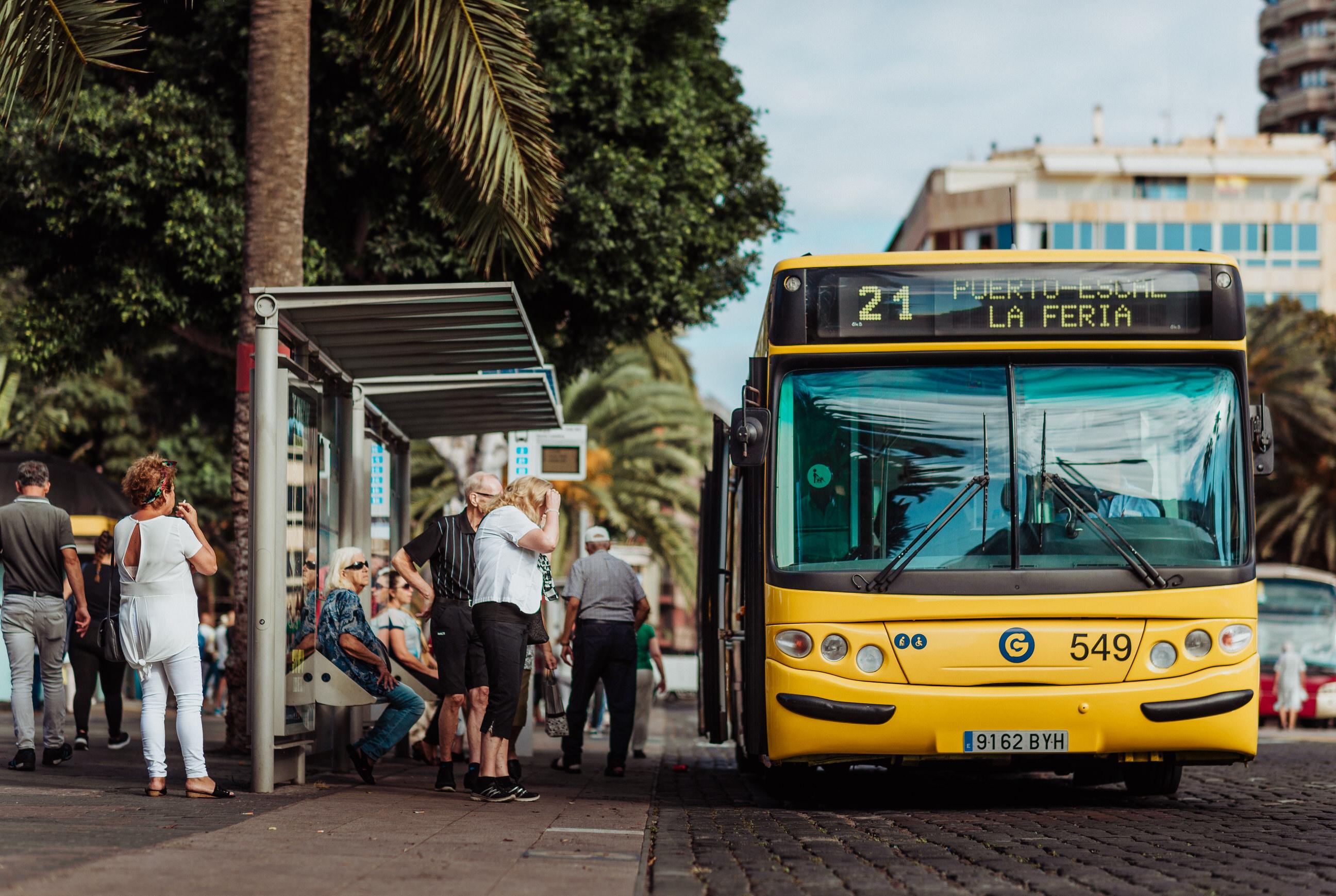 El grado de satisfacción de los clientes de Guaguas Municipales vuelve a aumentar