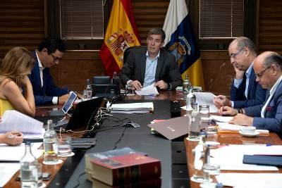 El Gobierno aprueba los nuevos planes de emergencias de Canarias
