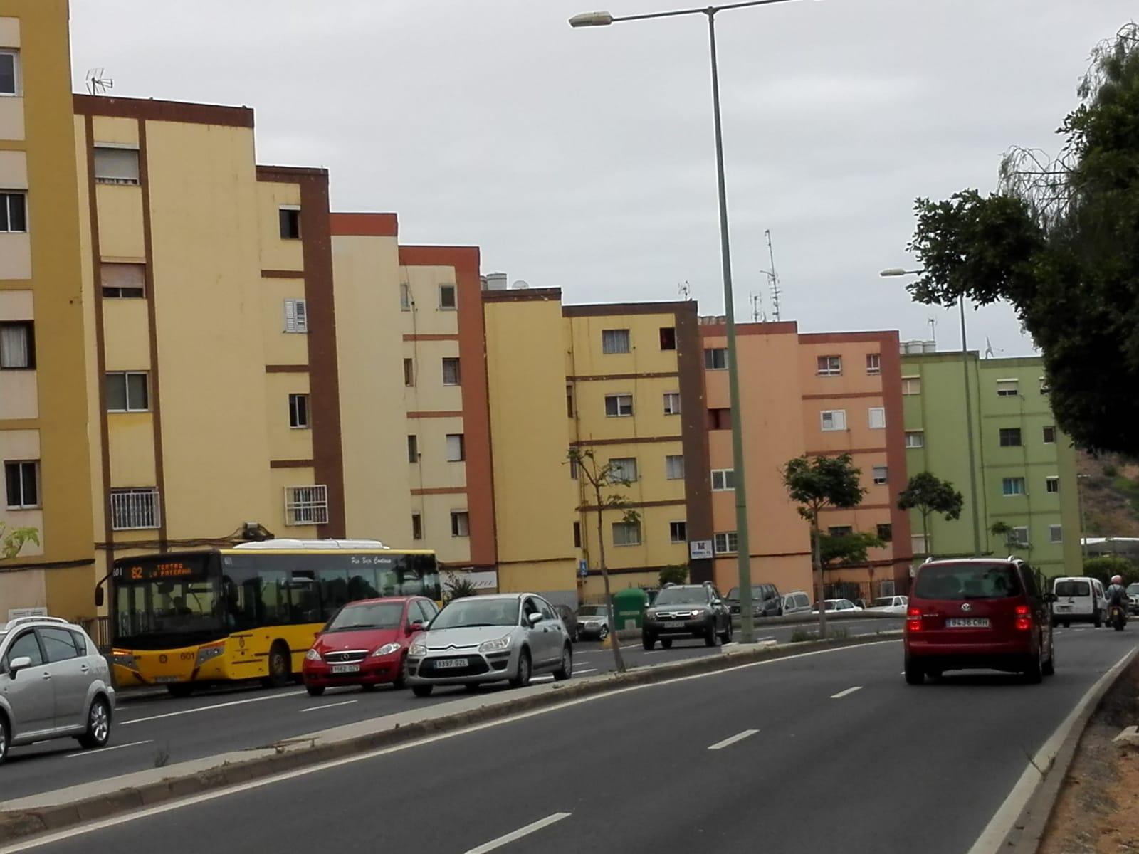 Batista exige al Tripartito que escuche a los vecinos del barrio de Las Rehoyas-Carretera Gral del Norte y Santa Luisa de Marillac