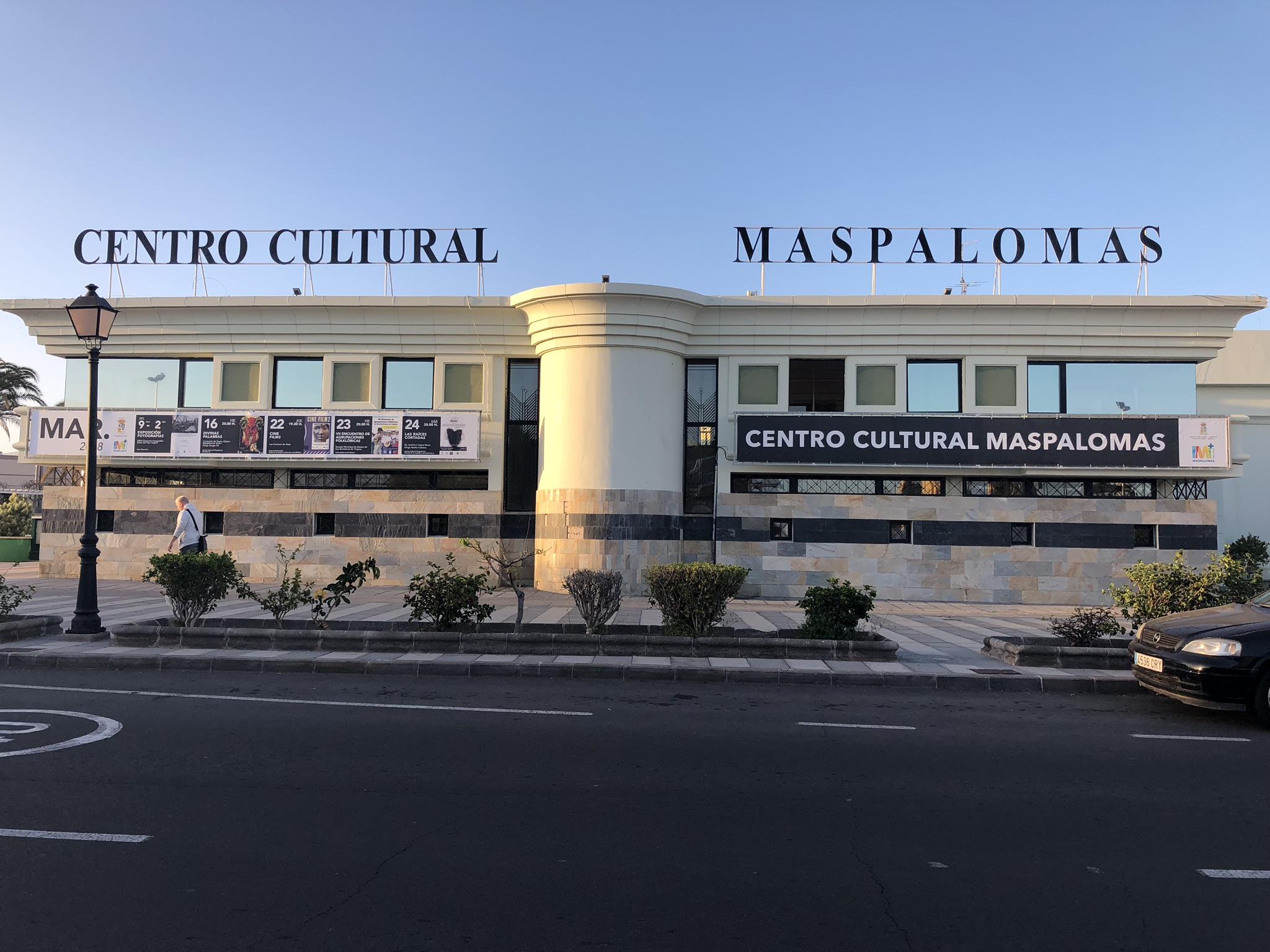 El Ayuntamiento adjudica la climatización del Centro Cultural Maspalomas por 198.412 €
