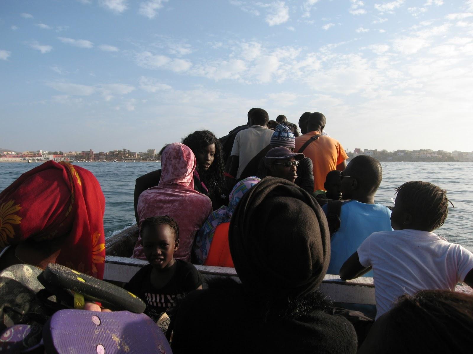 Mauritania arresta a 75 senegaleses en el norte del país rumbo a Canarias