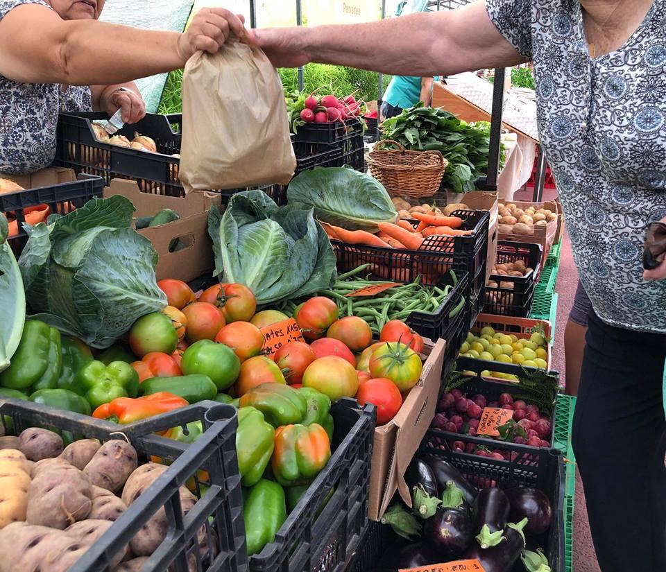 Se reanuda el Mercadillo Agrotradicional de Alcalá y Playa San Juan de Guía de Isora