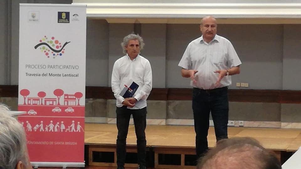 Las propuestas del proceso de urbanismo participativo para la travesía del Monte serán presentadas en septiembre