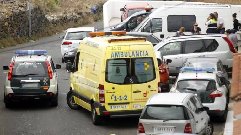 La mujer de Tenerife fue estrangulada y las niñas asfixiadas, según autopsias