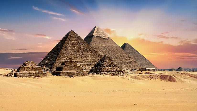 El misterio que ocultan las cámaras de la pirámide de Keops