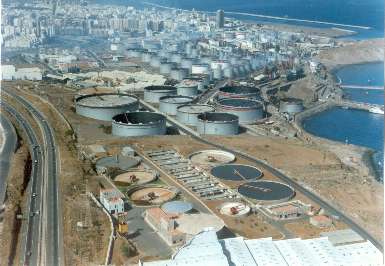 Impulso a la regeneración de áreas industriales de Canarias
