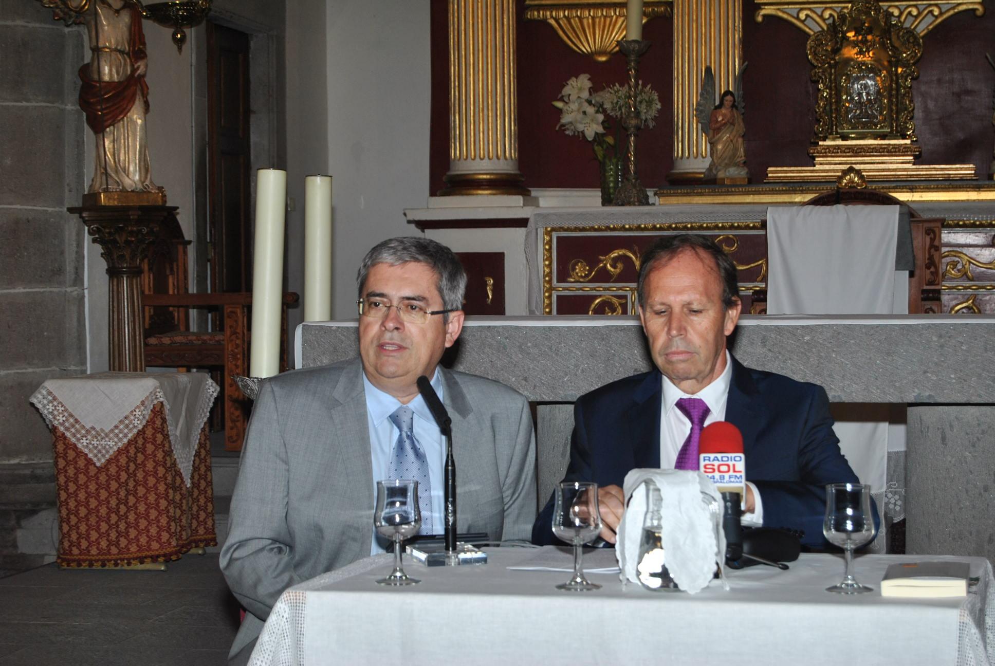 El pregonero de Santiago de Tunte clama por la recuperación agrícola de la Cuenca de Las Tirajanas