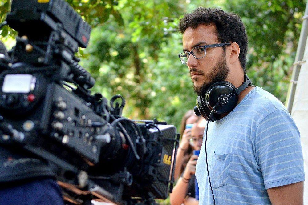 Armando Ravelo rueda un nuevo corto sobre la historia de Canarias