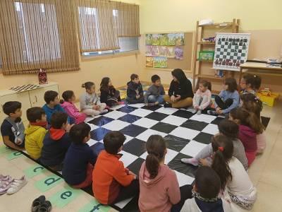 Canarias fomenta el uso educativo del ajedrez en las aulas