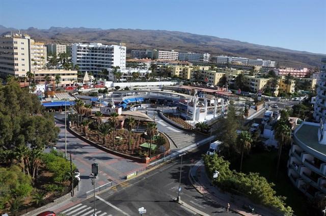 Las pernoctaciones hoteleras caen un 4,45 % en julio en Canarias
