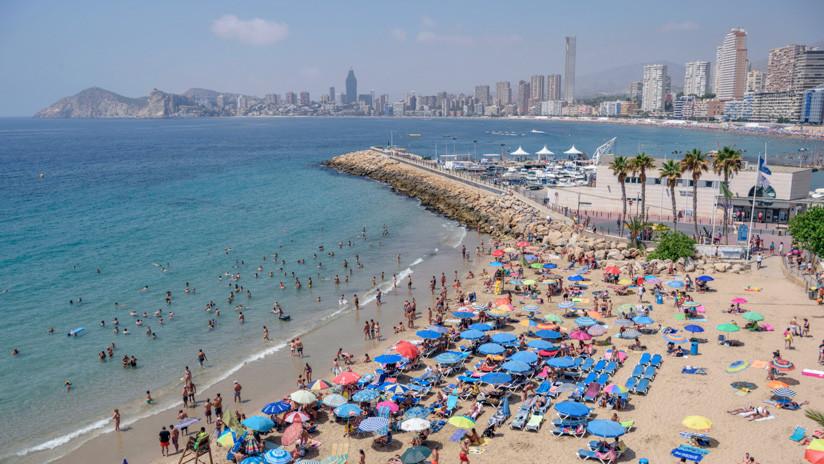 """Turista británica pide una compensación porque su hotel en España estaba """"lleno de españoles"""""""