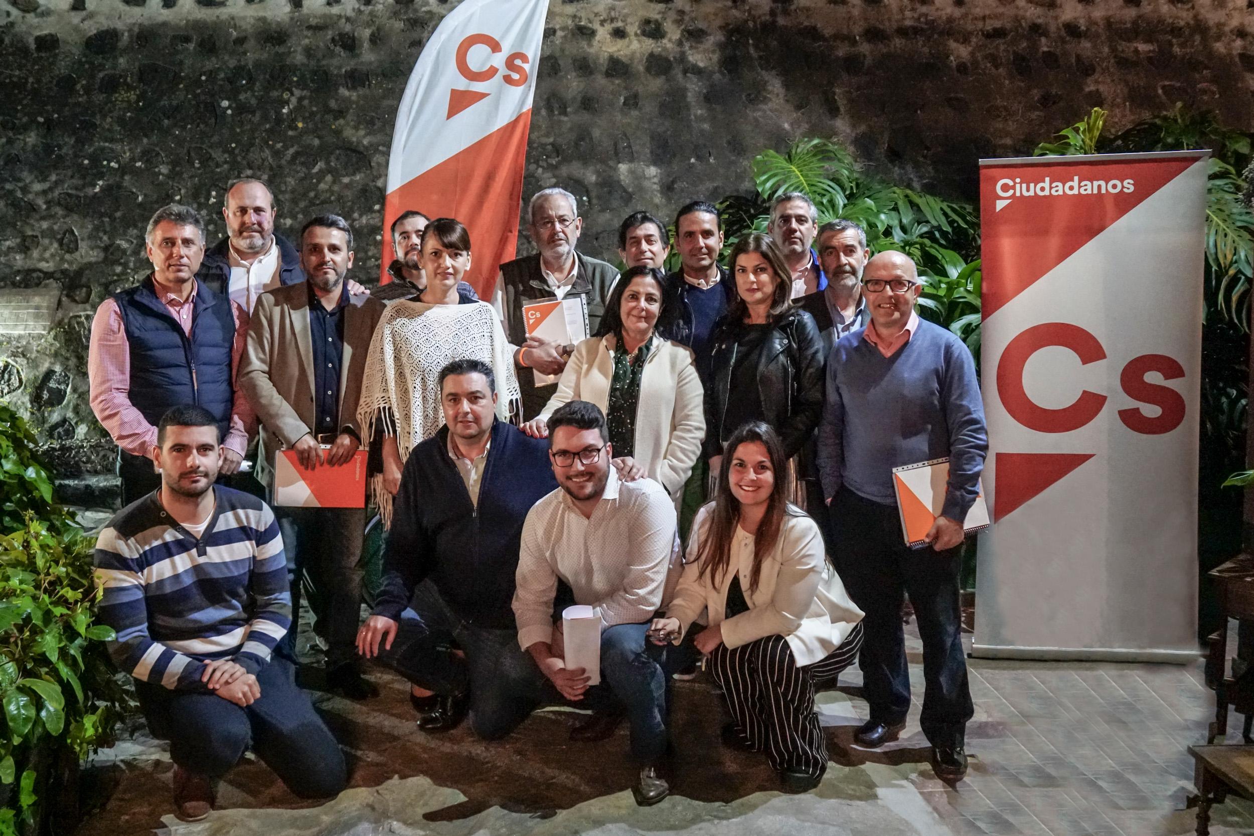 """Cs denuncia que Coalición Canaria vuelva a utilizar el dinero de todos para celebrar otro """"acto electoralista"""""""