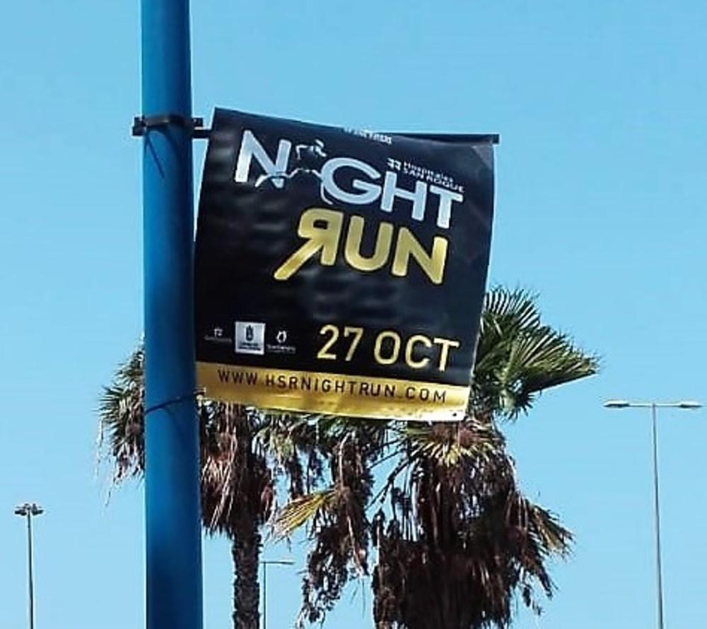 Las Palmas de Gran Canaria se viste de HSR LPA NightRun