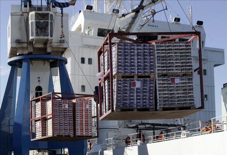 Resultado de imagen de El tráfico marítimo de mercancías en Canarias crece más de un 20% en los últimos cinco años