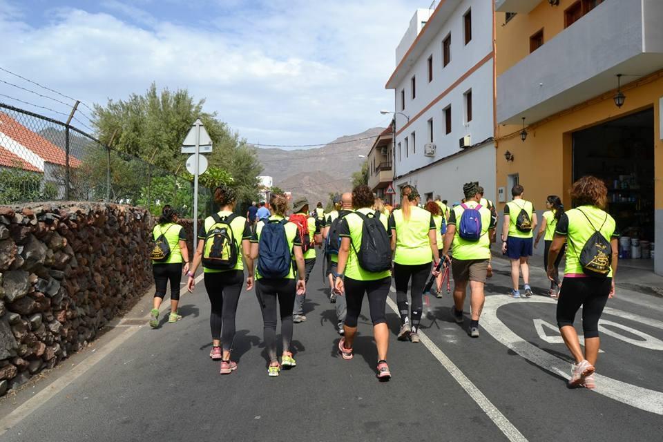 300 personas inscritas a la subida a Santa Lucía, dentro de la Semana de la Movilidad