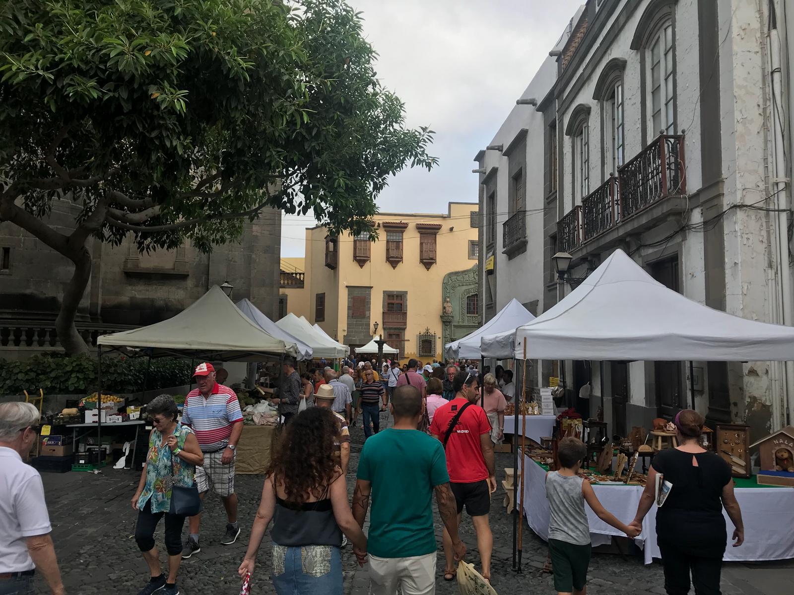 Unidos por Gran Canaria denuncia el abandono al turismo capitalino
