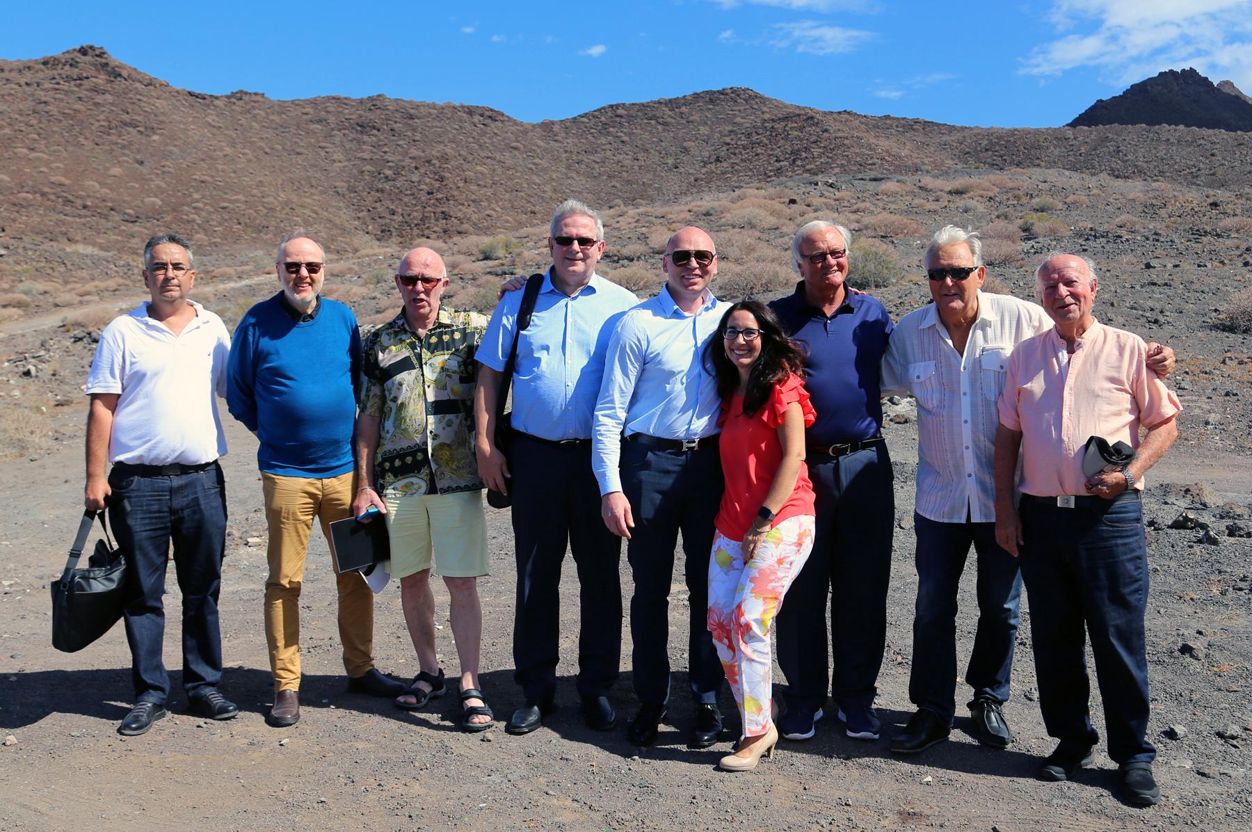 Una empresa norteamericana presenta su proyecto para crear un gran Resort de 7 estrellas