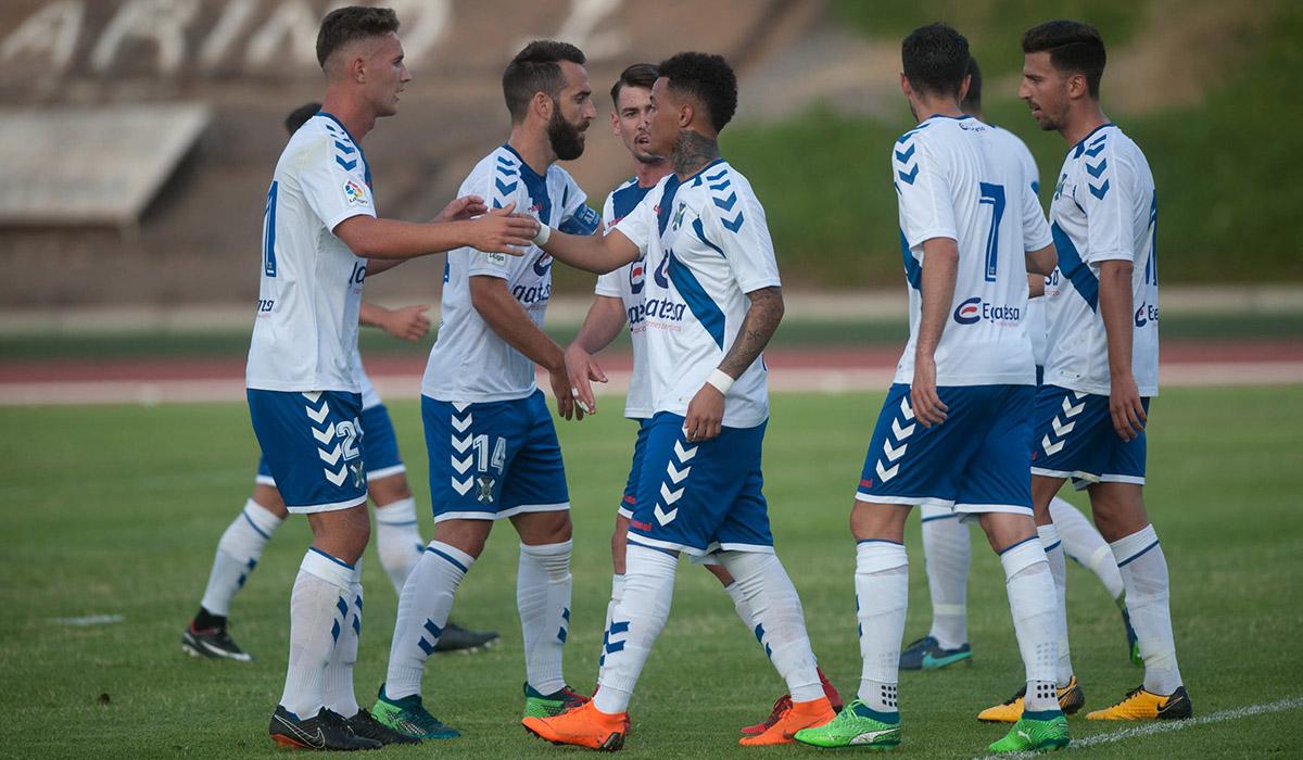 El Tenerife firma su cuarto peor comienzo desde la temporada 1995/1996