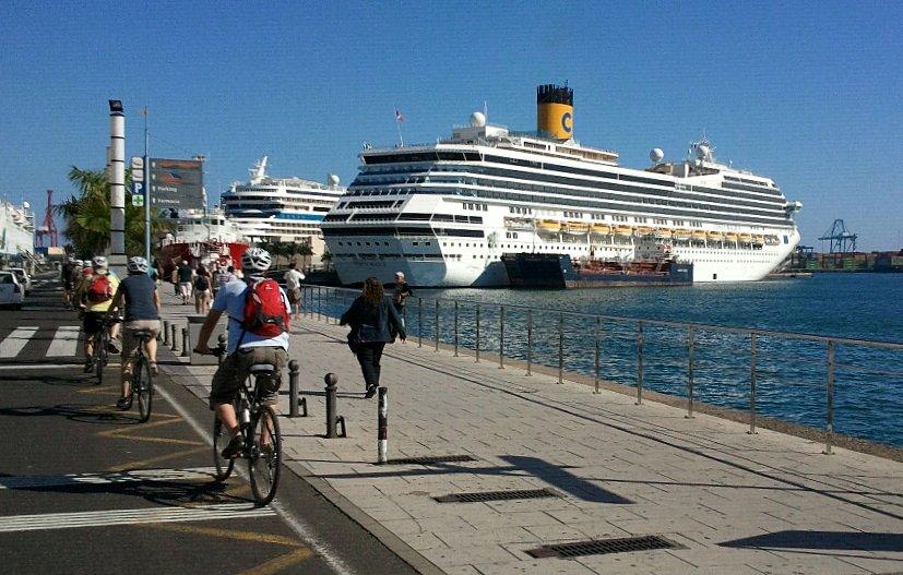 El diferencial de Cunard