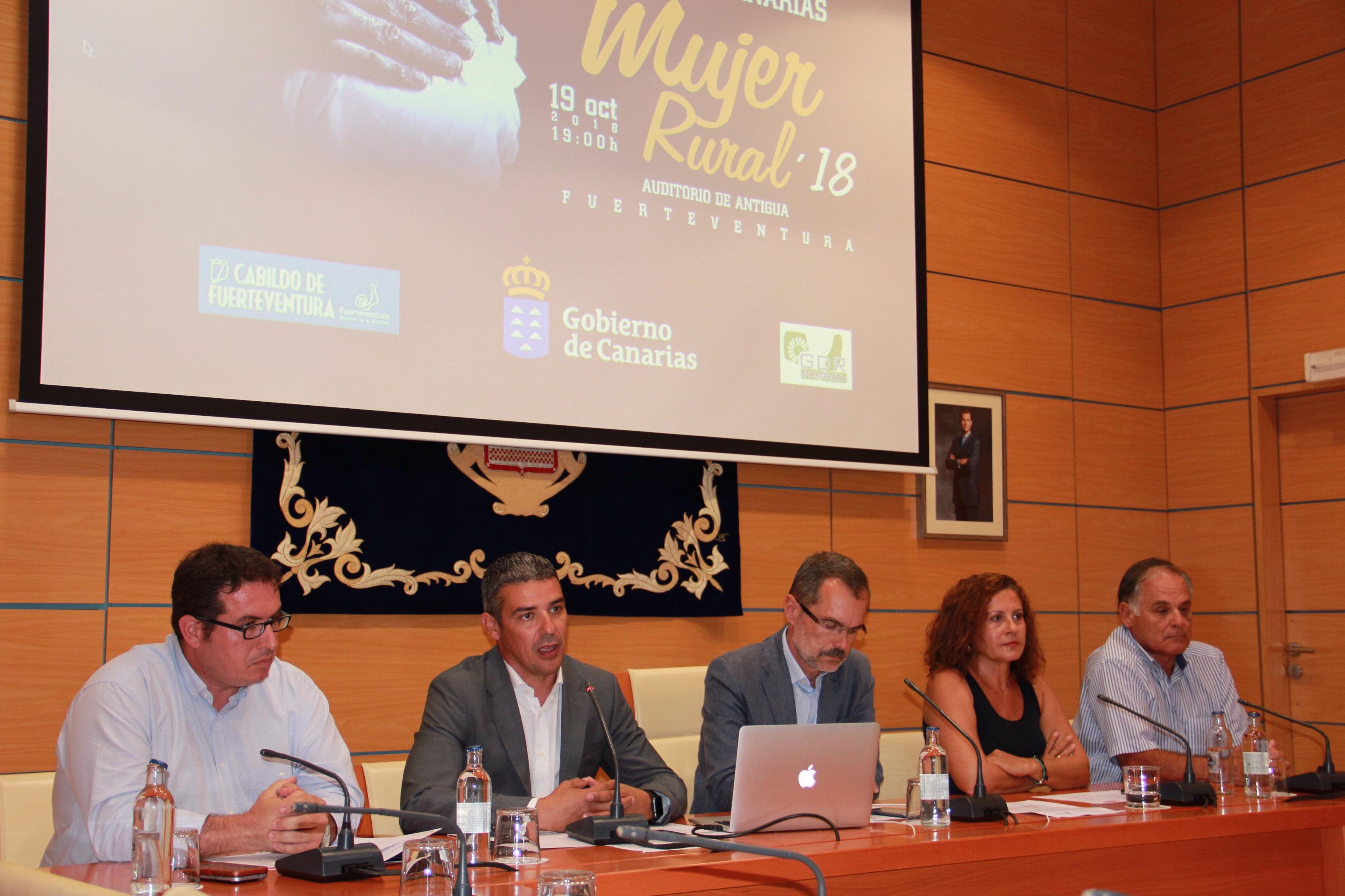 El Gobierno de Canarias celebra el Día de la Mujer Rural con un programa semanal de actividades
