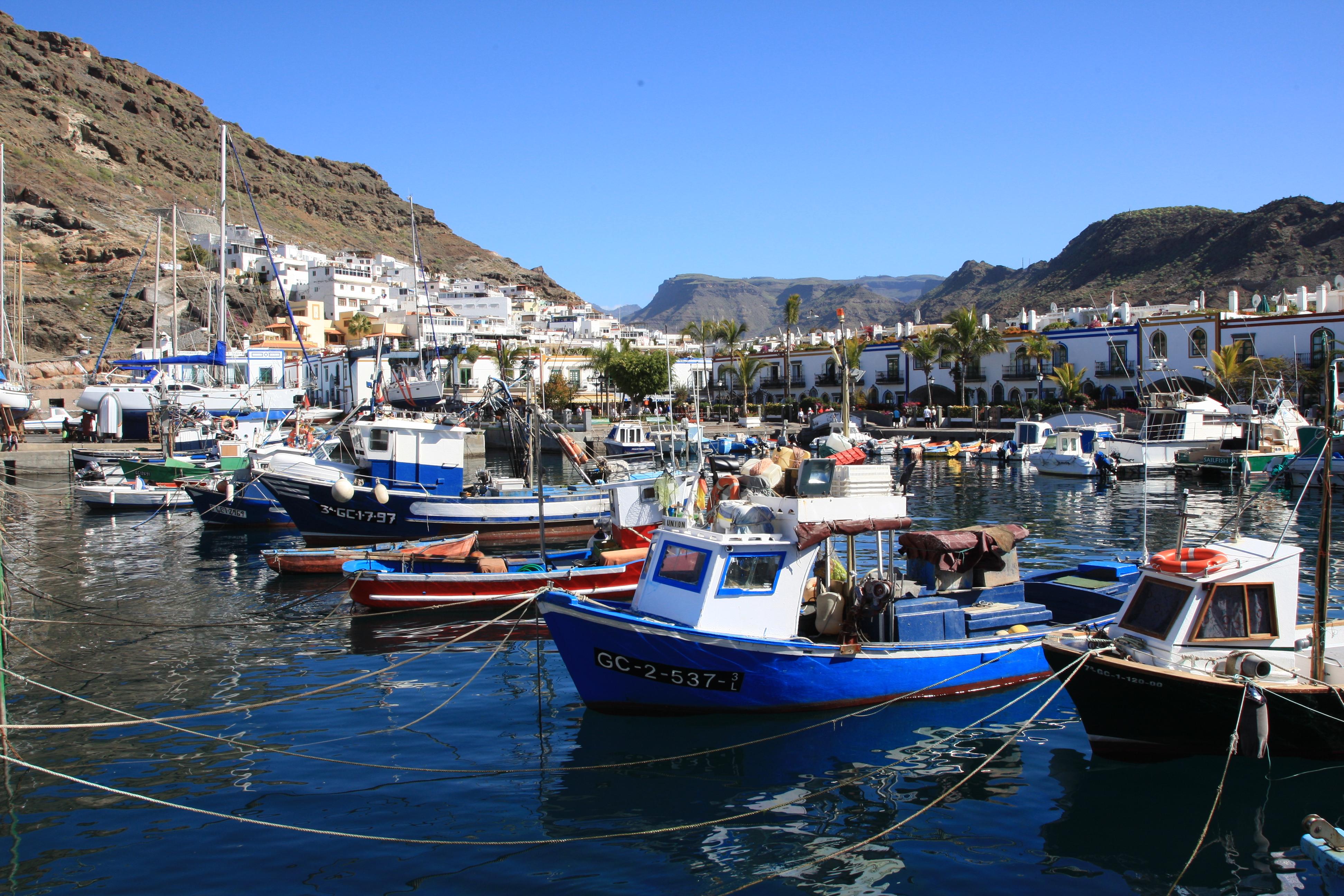 100.000 euros a la instalación de energía renovable en las cofradías de pescadores de Gran Canaria