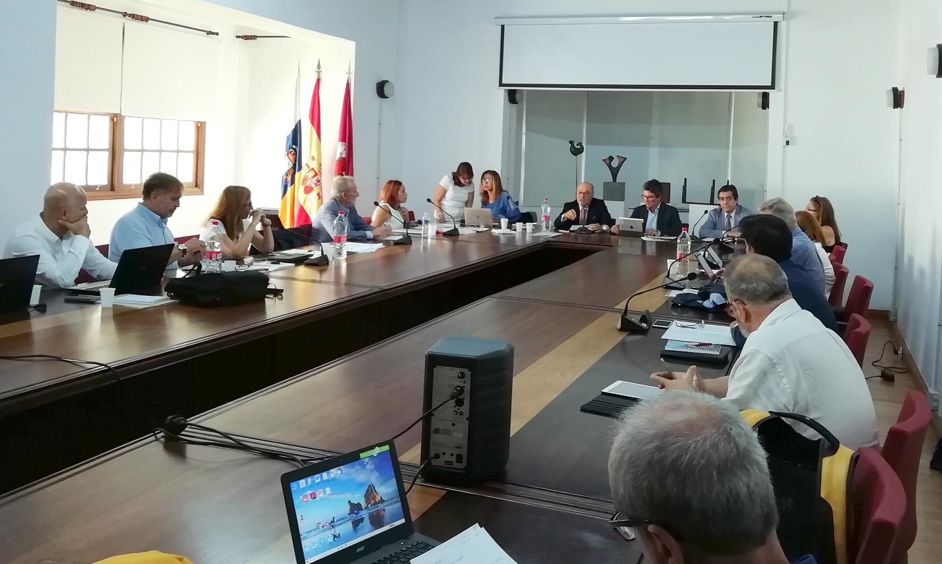 El Consejo Social solicita al Gobierno alcanzar el 5% del PIB en Educación antes del 2022