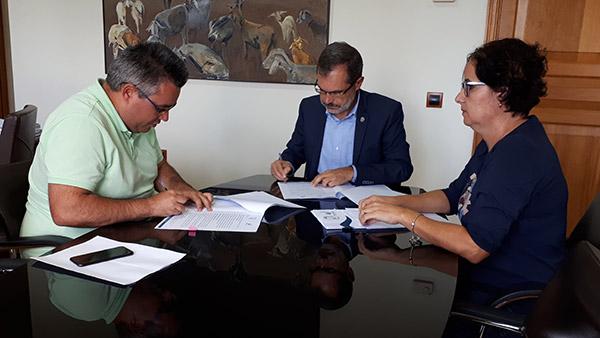 Fuerteventura colabora con el refuerzo educativo de estudiantes de Secundaria de Pájara