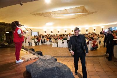 El Festival del Mayor recala con éxito en Lanzarote