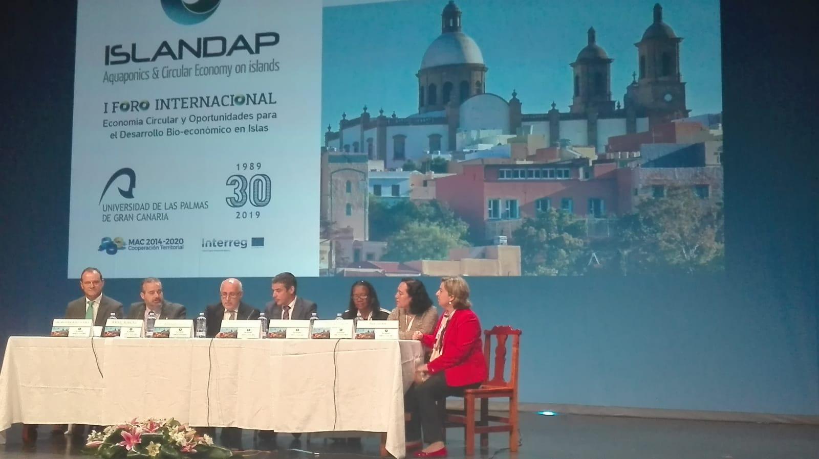 Canarias se postula como vivero experimental de proyectos for Viveros canarias