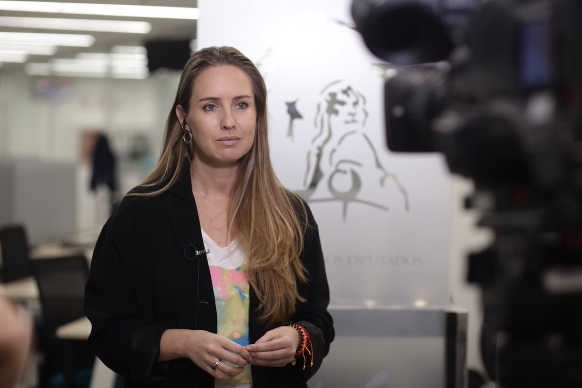 """Melisa Rodríguez (Cs): """"El gobierno de Sánchez se tiene que dejar de lanzar globos sonda y convocar elecciones ya"""""""