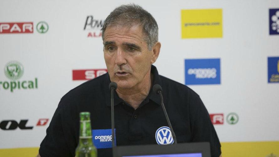 Paco Herrera sustituye a Manolo Jiménez, destituido en la UD Las Palmas