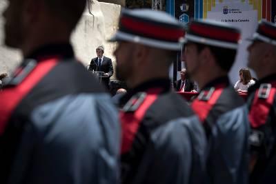 Canarias convoca 57 plazas de acceso a la escala básica de la Policía Autonómica