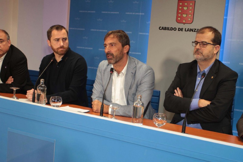 El Cabildo de Lanzarote agradece al Gobierno de Canarias y a las dos universidades públicas el apoyo, puesta en valor y recuperación del yacimiento de San Marcial de Rubicón