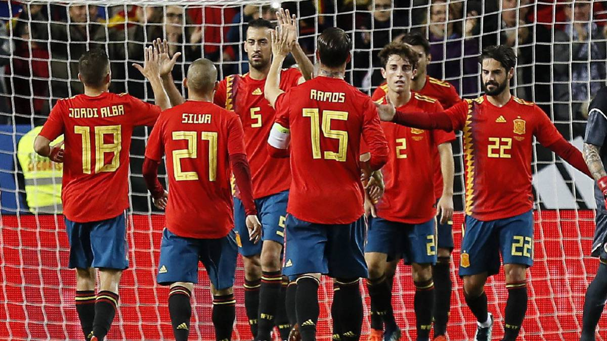 La Selección, que nunca ha perdido en Gran Canaria, llega once años después
