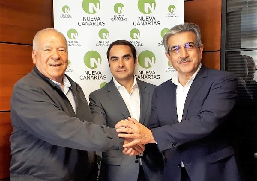 Nueva Canarias y San Juan de la Rambla Somos Todos concurrirán en coalición a las elecciones de 2019